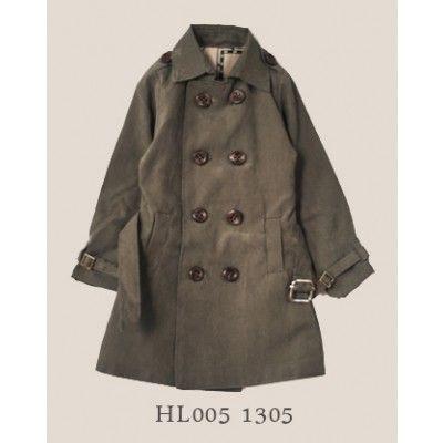 * Trench Coat * HL005 1305