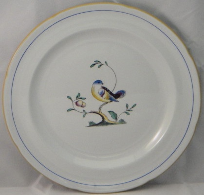 Spode Queens Bird (Y4973 Older) Plate