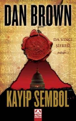 Kayıp Sembol / Dan Brown http://www.pttkitap.com/kitap/kayip-sembol-p657228.html