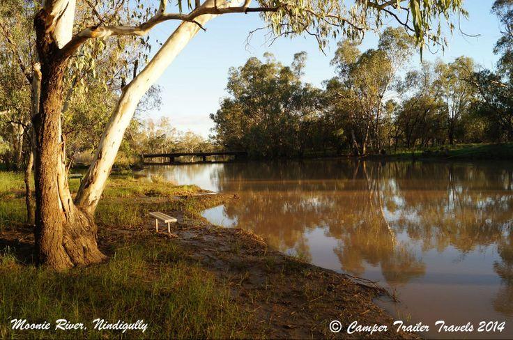 Moonie River, Nindigully, QLD