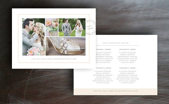 Photo Marketing Pricing Guide by Bittersweetdesignboutique on @creativemarket