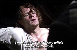 """section1rules: """"S3   Ep.309   The Doldrums He had me at testicles…..I ❤️ Mr. Willoughby!!  """""""