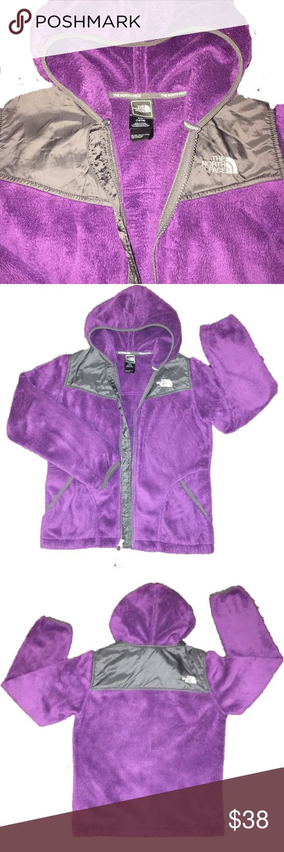 The North Face Thermal Denali Jacket Girls size L(14/16) which also fits like an adult XS. In very good condition. The North Face Jackets & Coats