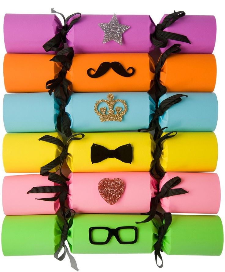 Tatty Devine Christmas Crackers Handmade in Dorset, England by Celebration Crackers