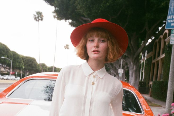 Kacy Hill in Los Angeles | Livin Cool