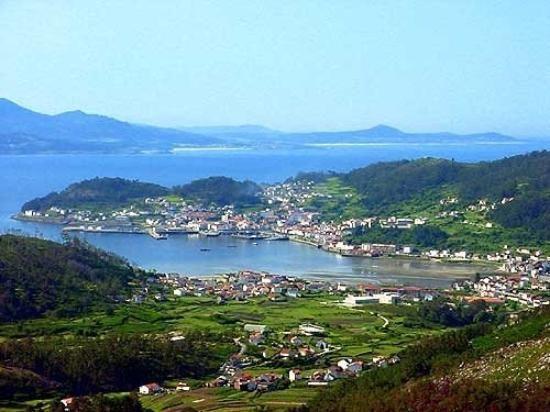 Serres Muros, A Coruna, Galicia Spain.   The Homeland.