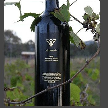 Winetasting at Piggs Peake is a must! An unforgettable cellar door experience.