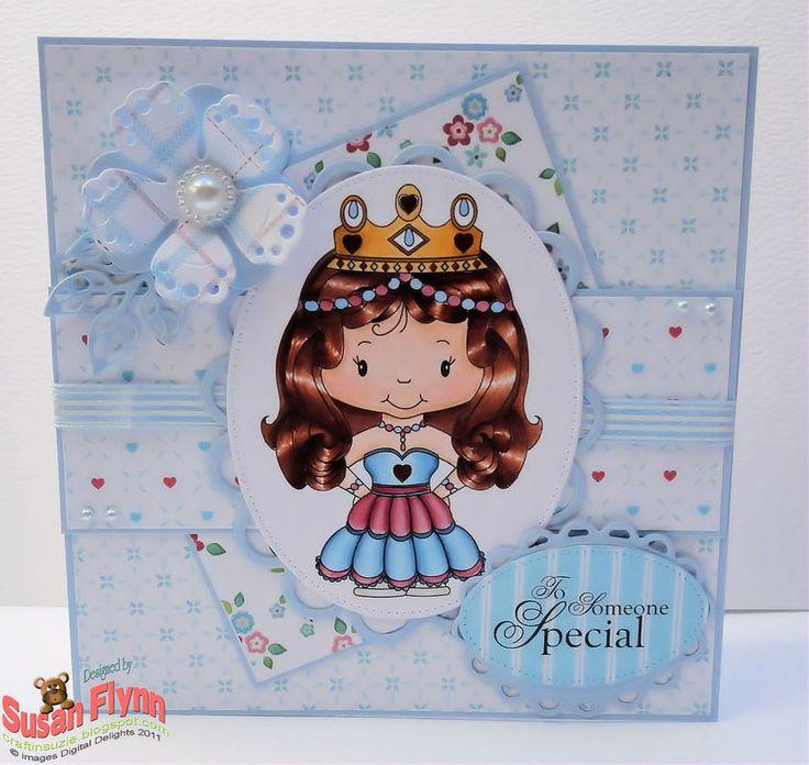 Princess Delightful from www.digitaldelightsbyloubyloo.com