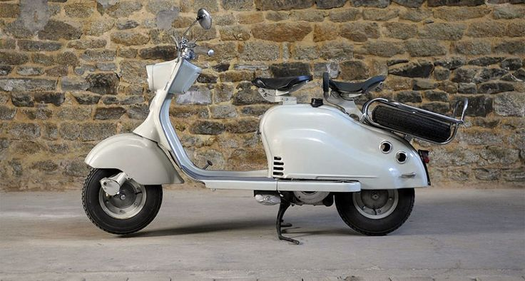 Lambretta LD125 1951