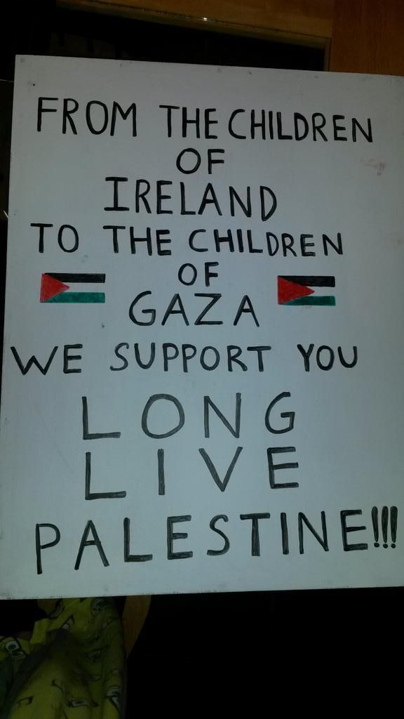"""Go palestine !! Never give up :) * Separate The United States Of Israel, while we still have time...Where are Italian Americans, German Americans, Irish Americans, native and black Americans..ALL the peoples made America...We are called """"Nazis"""" for speaking out on war, when OUR MEN died too in War...Avoid all violence, because extreme Zionists even attack their own...to get sympathy...TALK OUT..*"""