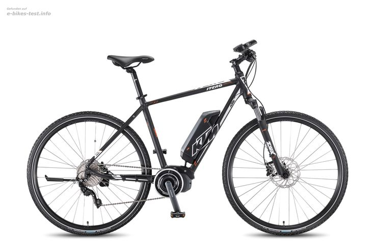 KTM Ebike Itero Power Cross 10