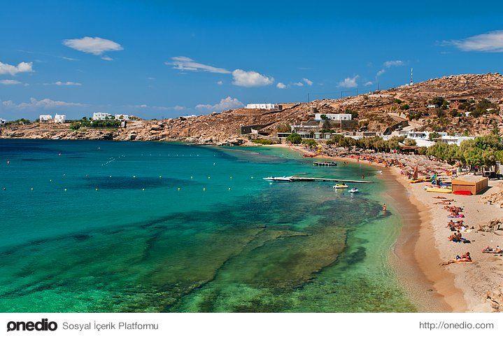 Paradise Plajı - Mikonos
