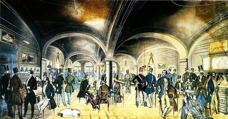 Pilvax Pest Preiszler - Hungarian Revolution of 1848 - Wikipedia, the free encyclopedia