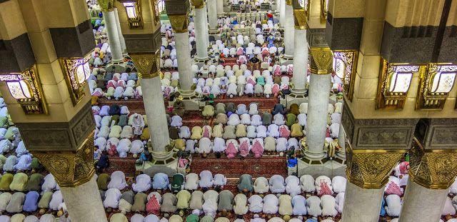 Yearning for Al-Madinah