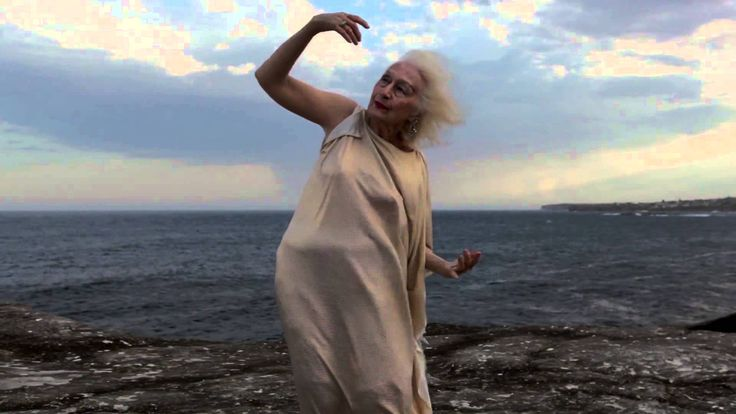 EILEEN KRAMER - inspiration advice from 100 year old dancer - about living in fantasy