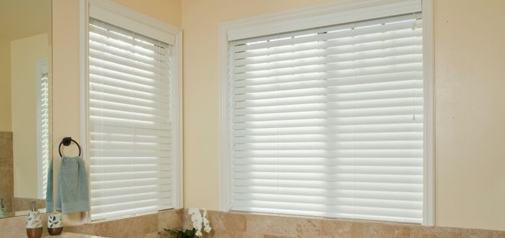 38 Best Images About Faux Wood Blinds On Pinterest