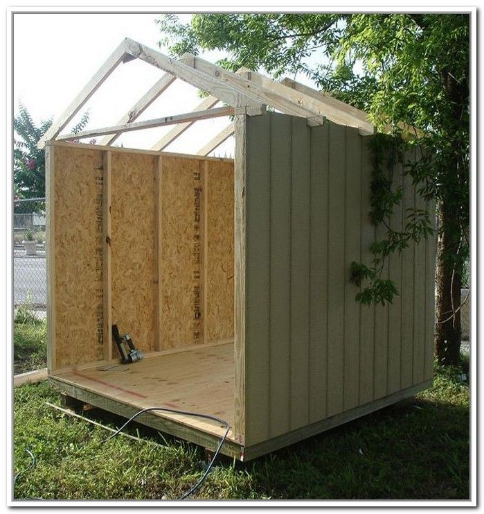 Build A Storage Shed Cheap | Cheap chicken coop ideas ...