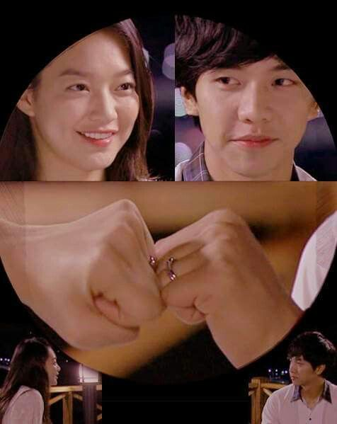my girlfriend is a gumiho kdrama cute couple love happy