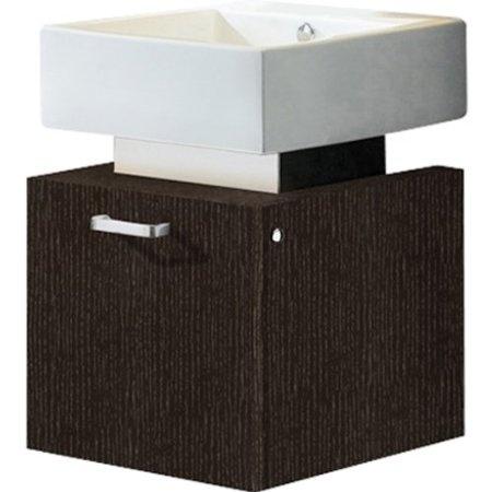 Amazon Com Vigo Industries Vg09011104k1 Treasure Bathroom Vanity Wenge Home Improvement