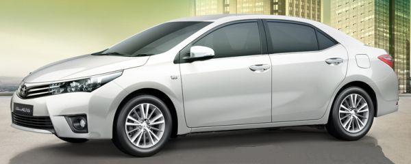 Toyota Corolla Altis 2016 Price