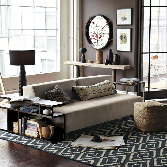 West Elm Living Room Ideas: Beautiful Spaces / Beautiful Home