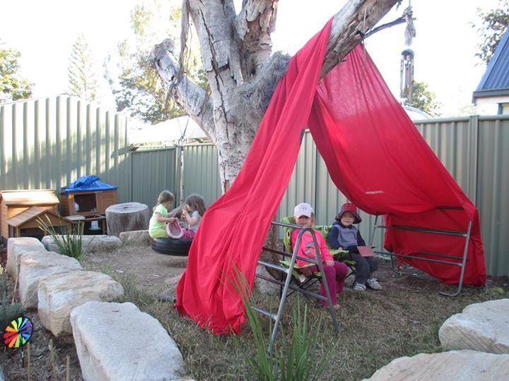 "Simple den at Karana Early Education Centre - Eskay Kids ("",)"
