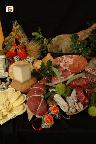 Sardinia is also good food!