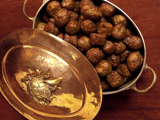 #Köttbullar till #jul (kock recept.nu) #Swedish #Christmas #Meatballs (in swedish)