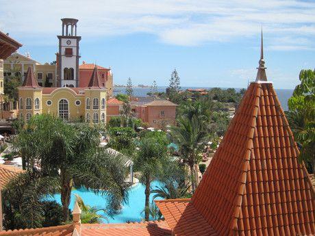 Tenerife, Canary Islands: island of 'eternal spring,' day 1 (Photos)