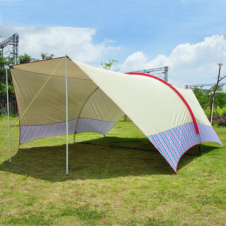 8-10 People Large Space Sun Shelter Bivvy Shade Tarp Pergola Camping Sunshade Gazebo Waterproof Awning Canopy Beach Tent ZYP08 #People, #Large, #Space, #Shelter, #Bivvy, #Shade, #Tarp, #Pergola, #Camping, #Sunshade, #Gazebo, #Waterproof, #Awning, #Canopy, #Beach, #Tent, #ZYP-