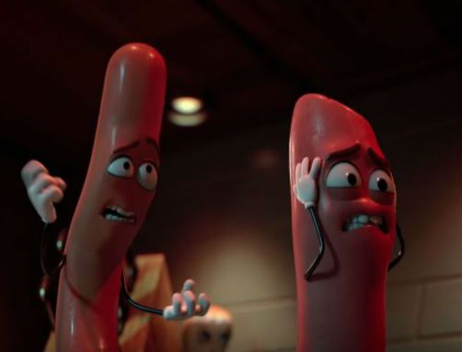Will You See Sausage Party, Seth Rogen's New R-Rated...: Will You See Sausage Party, Seth Rogen's New R-Rated Animated Movie… #SausageParty
