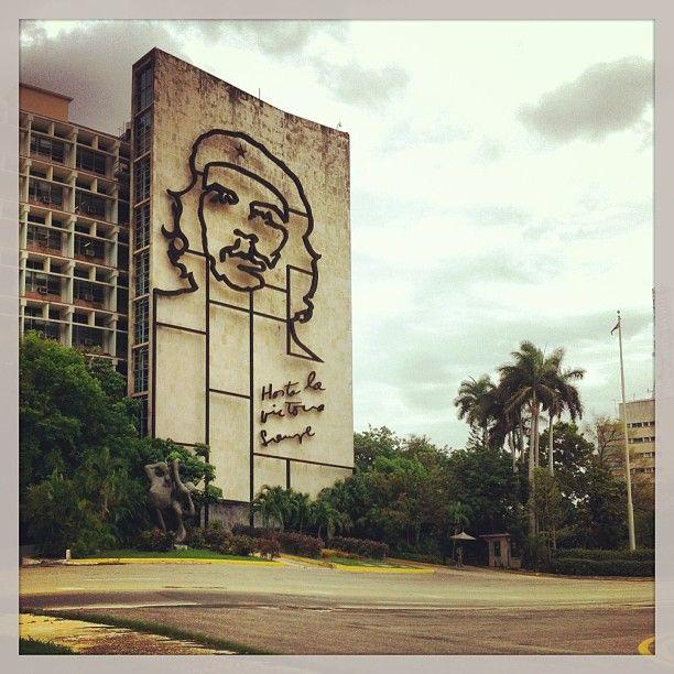 Plaza de La Revolución nel La Habana, La Habana