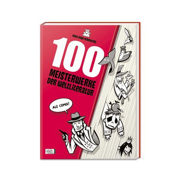 100 Meisterwerke der Weltliteratur