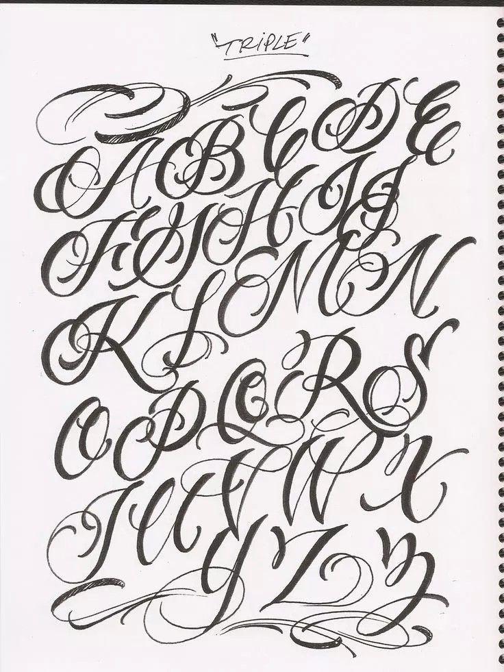 Pin By David Villarreal On Tattoo Lettering Tattoo Fonts Cursive