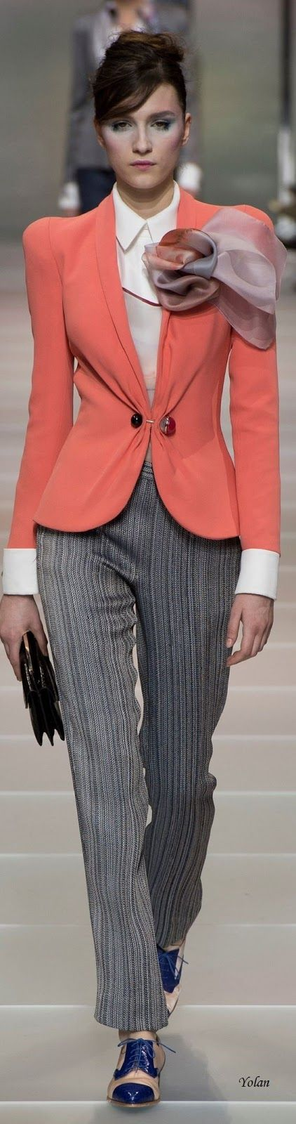 Sueños compartidos : Spring 2018 Haute Couture Armani Privé