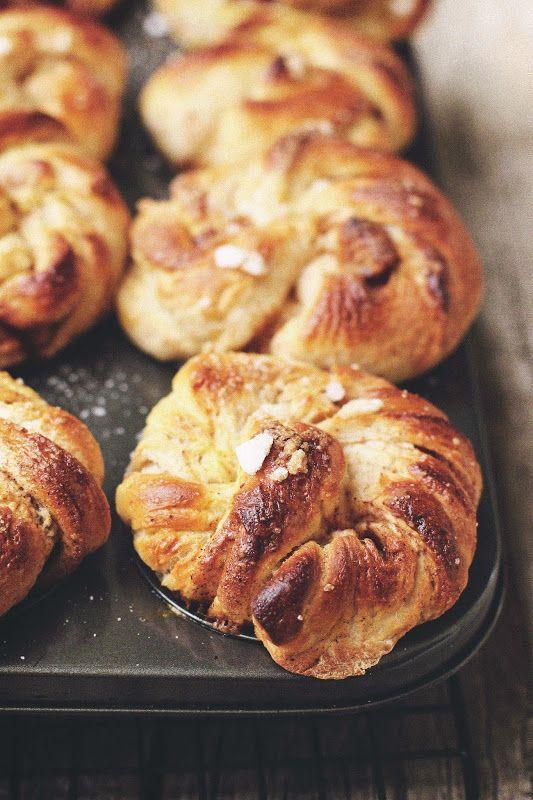 Milk and Honey: Sourdough Swedish Cinnamon and Cardamom Buns