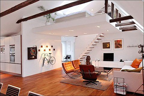 afloating ceiling atop my kitchen , instead of raising the roof for the low attic space to be usable, how about guest room for teens