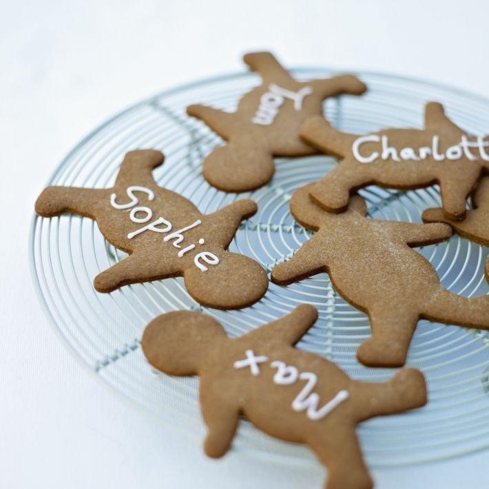 Cakes gingerbread men