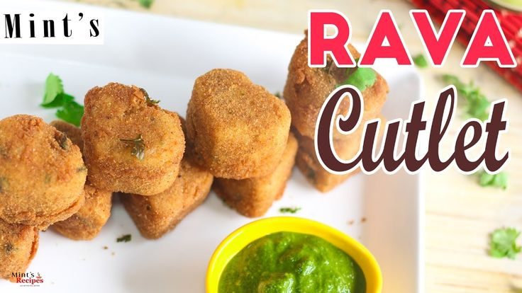 Rava Cutlet Recipe-Suji Cutlet Recipe In Hindi-Indian Breakfast Recipes-Ep-186 - MAXEAT - http://howto.hifow.com/rava-cutlet-recipe-suji-cutlet-recipe-in-hindi-indian-breakfast-recipes-ep-186-maxeat/