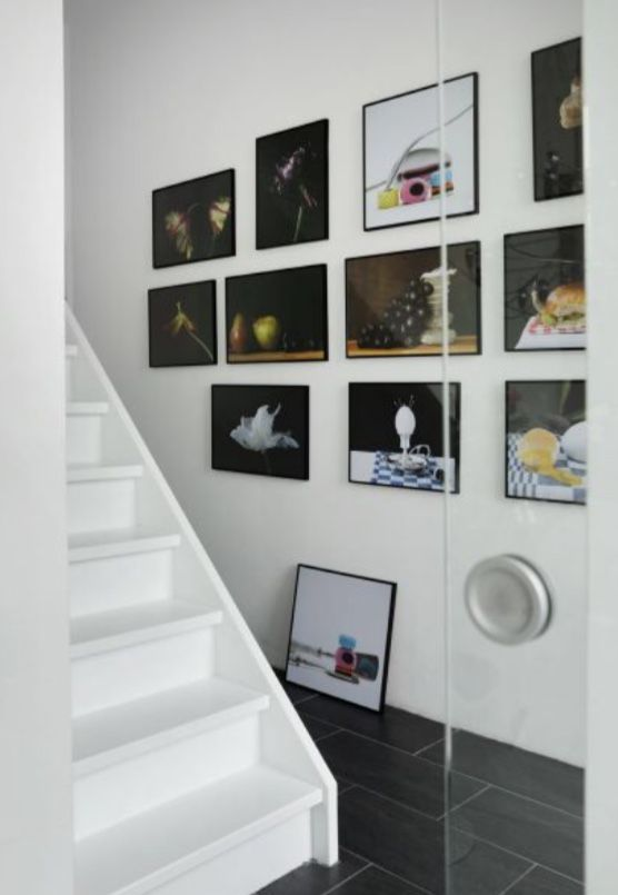 "This staircase is from our feature ""Keep you Posted"""