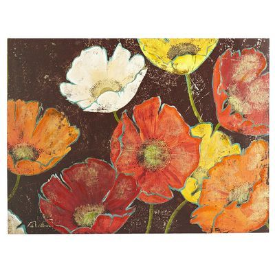 Enchanted Flowers Art: Flowers Art Family, Room Enchanted Flowers, Flowers Art Adds, Art Pier1 299 99, Flower Art, Color, Flowers Art Want, Flowers Art Pier1, Painting