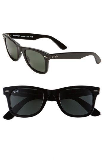 80d67744f9 Ray-Ban Classic Wayfarer 50mm Sunglasses | Nordstrom | SHADES ...