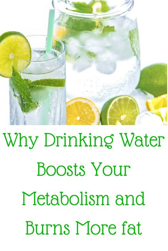 WATER AND WEIGHT LOSS – Medi Idea