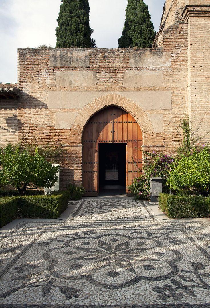 Convento de San Francisco. Granada.