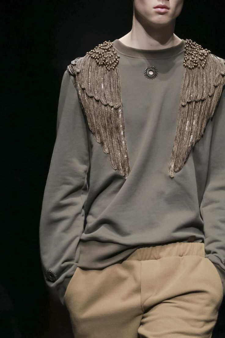 Frankie Morello Menswear Fall Winter 2017 Milan