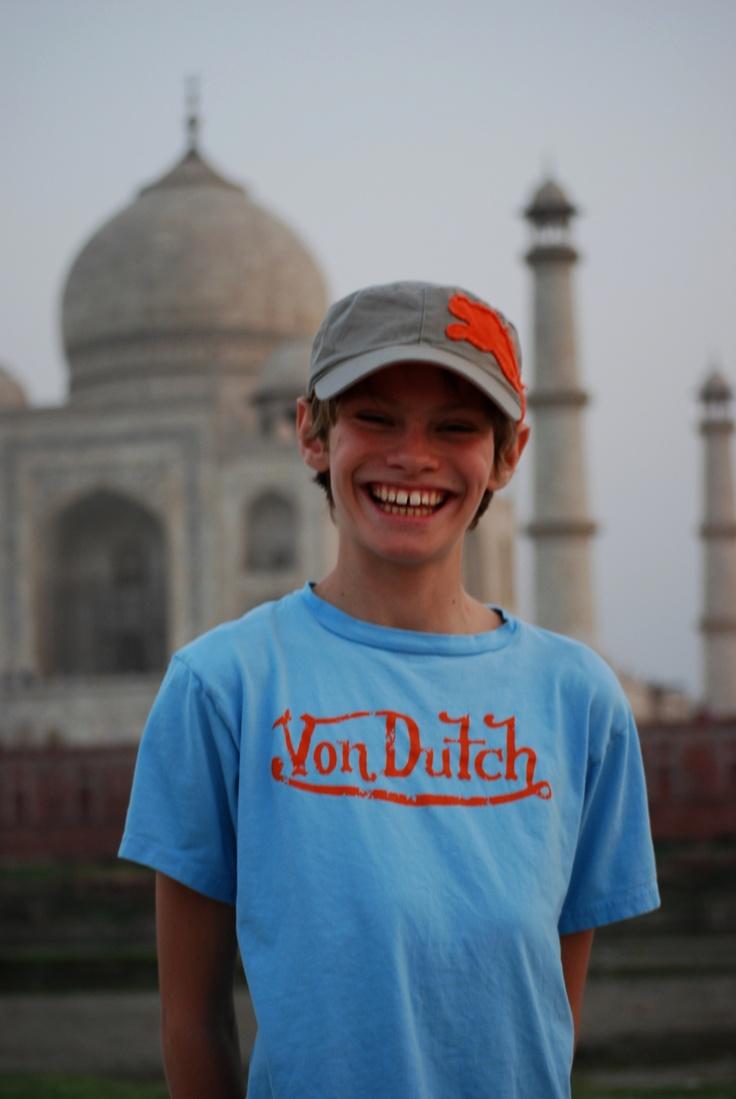 Adam in Agra