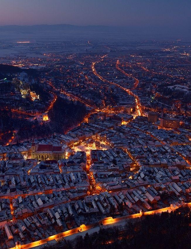 Brasov, Romania, by Barbu Sebastian