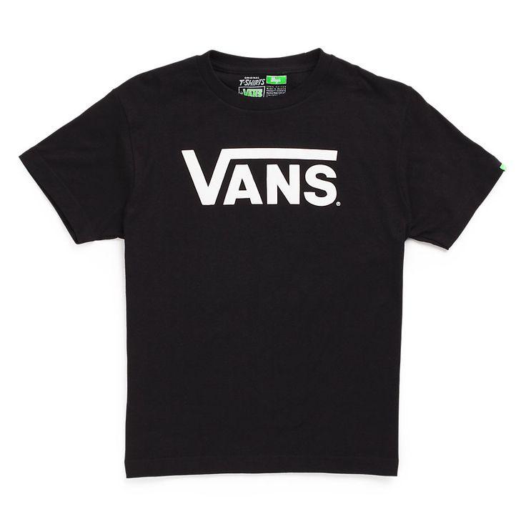 Boys Vans Classic Tee [IVFY28] - $17.00 : Vans Shop, Vans Shop in California