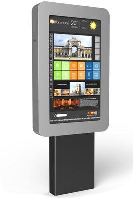 Flagv3 Model OEMKIOSKS  #oemkiosks #partteam #kiosks #multimedia #technology #digitalsignage #touchscreen #innovation #business #businesstobusiness #marketing #advertising #flagv3 know more www.oemkiosks.com