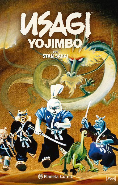 usagi yojimbo, fantagraphics